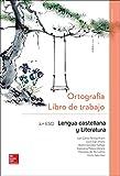 Lengua Castellana Y Literatura 2º ESO. Andalucía. Ortografía Cuaderno De Trabajo - 9788448608750