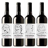 CAN AXARTELL Bio Weinpaket *ROTWEINE* - Tinto Uno