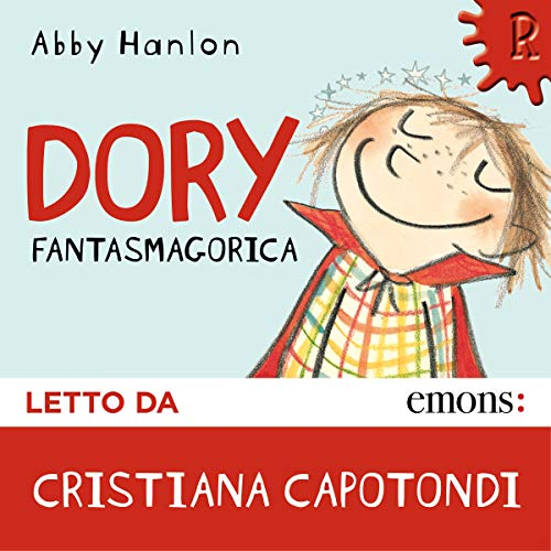 Dory fantasmagorica                   By:                                                                                                                                 Abby Hanlon                               Narrated by:                                                                                                                                 Cristiana Capotondi                      Length: 48 mins     Not rated yet     Overall 0.0