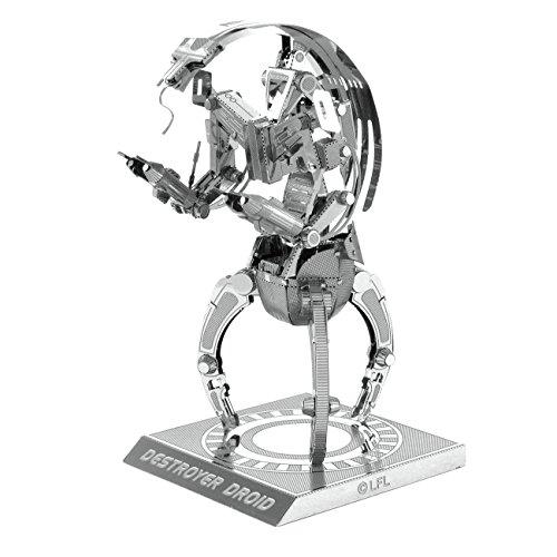 Star Wars Metal Earth - Maqueta metálica Destroyer Droid