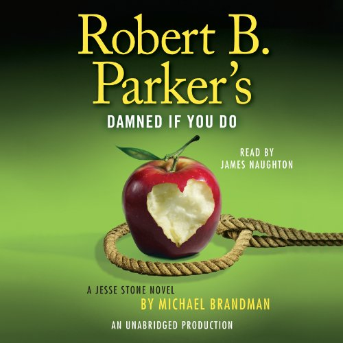 Robert B. Parker's Damned If You Do audiobook cover art