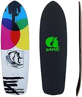 Sakari Deck Perfect for Glutier surfskate Trucks S...
