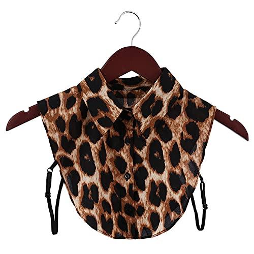 1 pieza de moda cl¨¢sica de encaje de algod¨n cuello falso Vintage blusa de solapa collares falsos mujeres hombres accesorios de ropa-2-6, ESPA?A