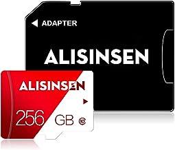 256GB Micro SD Card, Class 10 Memory Card High Speed...