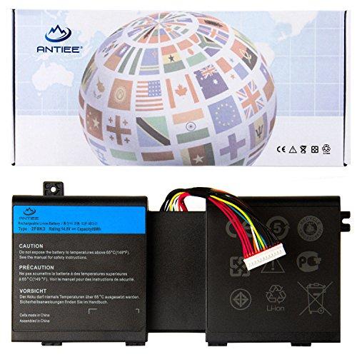 86WH 2F8K3 Laptop Batería para DELL Alienware 17 (2013) 18 M18X-R3 M17X-R5...