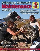Adventure Motorcycle Maintenance Manual (Haynes Manuals)