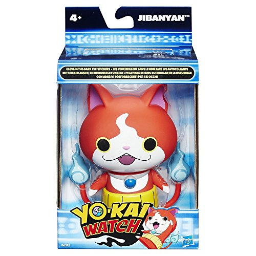 Hasbro Yo-Kai Watch B6592EL5 - Figura de Jibanyan de 5 Pulgadas, Juguete Coleccionable