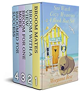 Sea Witch Cozy Mysteries: 4 Book Box Set by [Morgana Best]