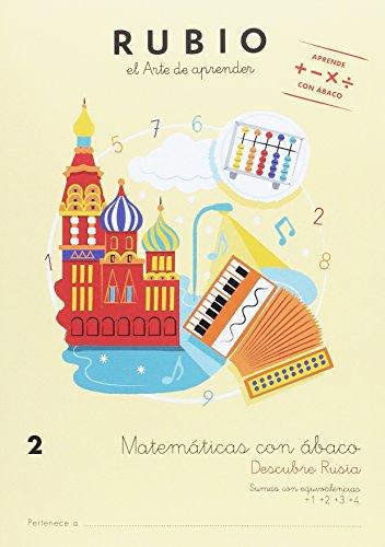 Matemáticas con ábaco 2. Descubre Rusia