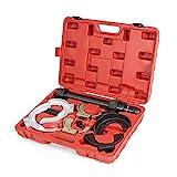 Kit de Compresor de Resort Compresores para Mac Phersonde Muelle Suspensión de sistemaTensor coche Juego