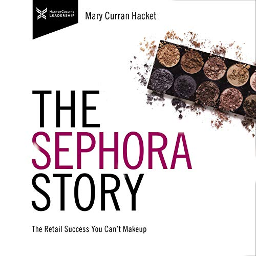The Sephora Story cover art