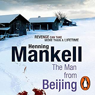 The Man From Beijing cover art