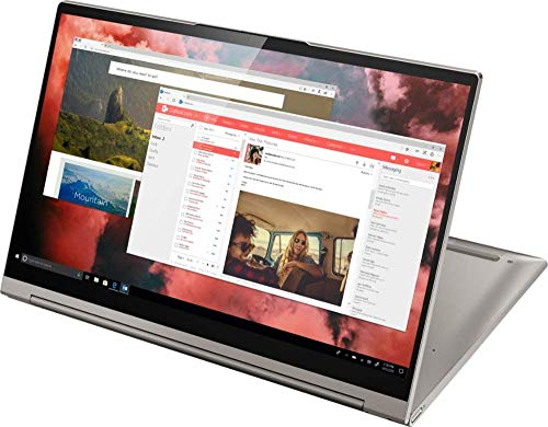 2020 Lenovo - Yoga C940 2-in-1 14' 4K Ultra HD Touch-Screen Laptop - Intel Core i7-1065G7 (up to 3.90 GHz) - 16GB LPDDR4 Memory - 1TB SSD PCIe - Fingerprint Reader - Active Pen -Mica (Renewed)