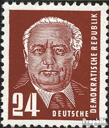 DDR 252 1950 Przewodnicz?cy Wilhelm Pieck (I) (Znaczki dla kolekcjonerów)