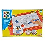 Simba 106334024 - Art & Fun Magische Zeichentafel -
