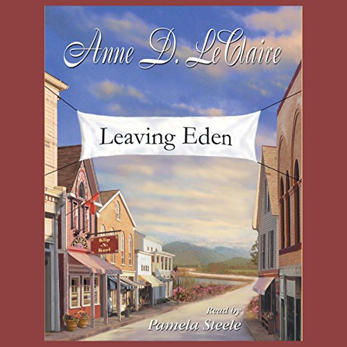 Leaving Eden cover art