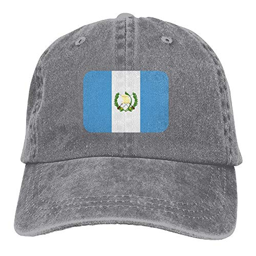 Jhonangel Guatemala Sombrero de Vaquero Adulto Gorra de béisbol Atlético Ajustable Mejor Sombrero...