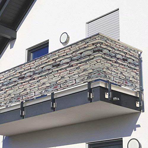 La Mejor Recopilación de Privacidad de balcón y pantallas protectoras los 10 mejores. 12