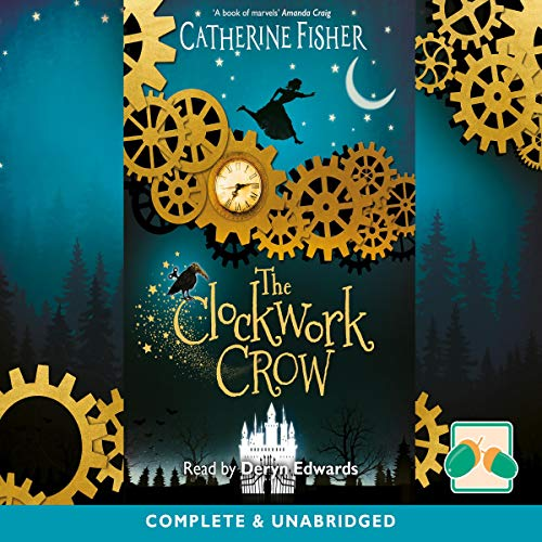 The Clockwork Crow cover art
