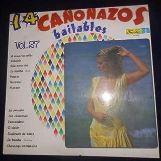 14 Cañonazos Bailables Vol. 27 Sello: Discos Fuentes 201609 Serie: 14 Cañonazos Bailables 27 Formato: Vinyl, LP, Compilation País: Colombia Fecha: Género: Latin Estilo: Salsa, Cumbia