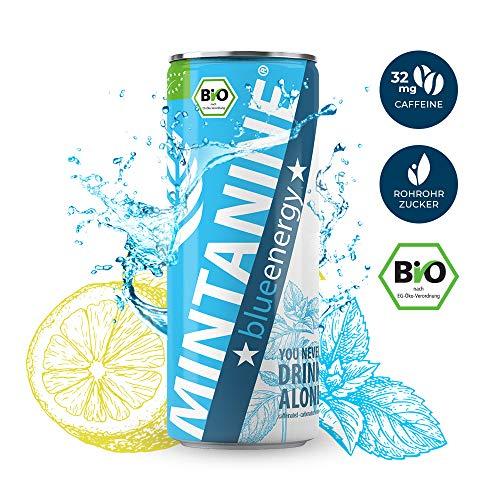 MINTANINE BIO 427 0000 464348 Energy-Drink, 24er Pack (24 x 250 ml)