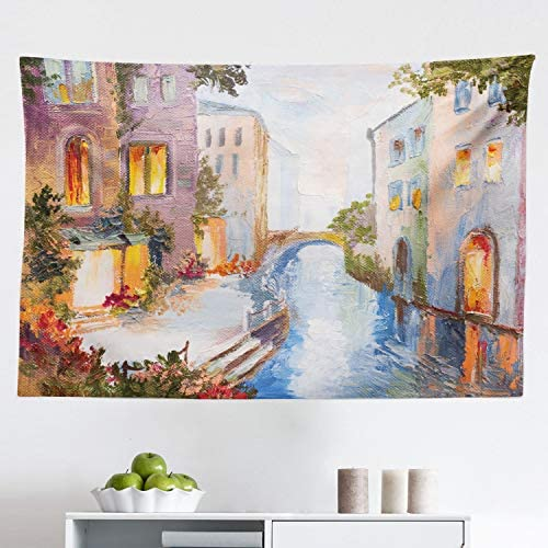 Oil paintings of venice italy