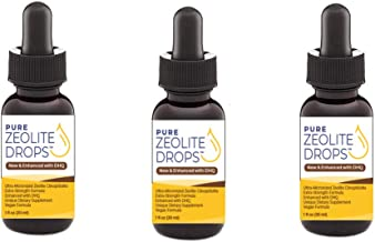 ultra liquid zeolite