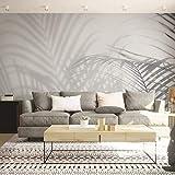 Fototapete 3D Effekt Tapete Selbstklebend Wand Dekoration Kreative Handgemalte Blätter Tapete...
