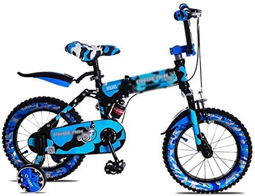Bicicleta de carretera de la ciudad de cercanías, Bicicletas cubierta Niños bicicleta plegable triciclo Niño Niña en color de bicicletas bicicletas muy fresco aire libre del verano viaje Niños Scooter