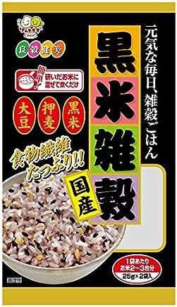 種商 黒米雑穀 50g×10個