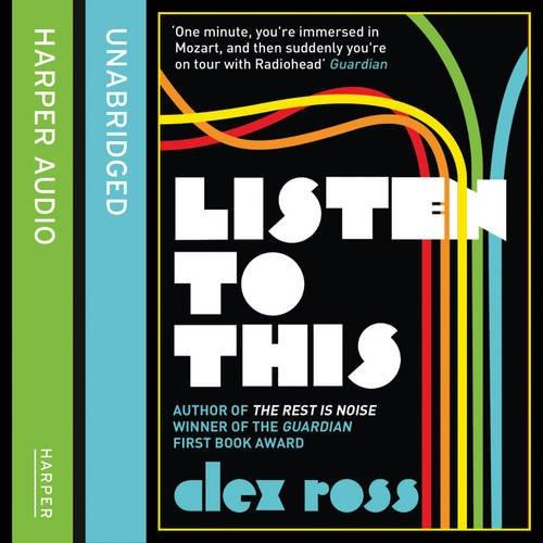 『Listen to This』のカバーアート