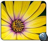 黄色の花ガーベラデイジー15531マウスパッドマットマウスパッドホットギフト