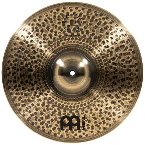 "Meinl Cymbals 16"" Medium Thin Crash - Pure Alloy Custom - Made in Germany, 2-YEAR WARRANTY (PAC16MTC)"