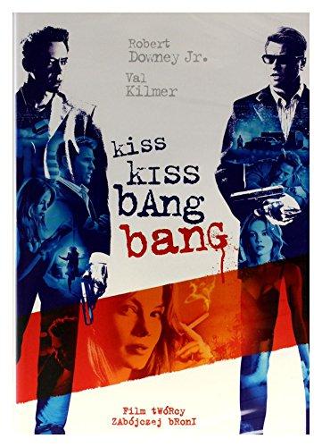 Kiss Kiss Bang Bang (IMPORT) (Pas de version fran231;aise)