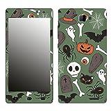 Disagu SF-106412_1211 Design Folie für Archos 50 Neon - Motiv Halloweenmuster 03