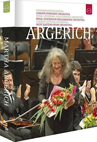 Martha Argerich Box (7DVD) [Import] [DVD]