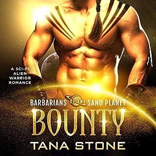 Page de couverture de Bounty: A Sci-Fi Alien Warrior Romance