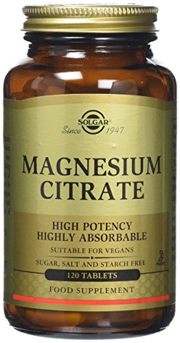 Magnesium Citrate Tablets120