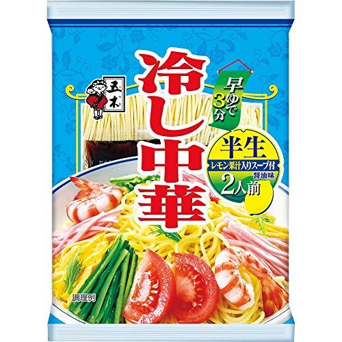 五木食品 半生冷し中華 252g ×12個