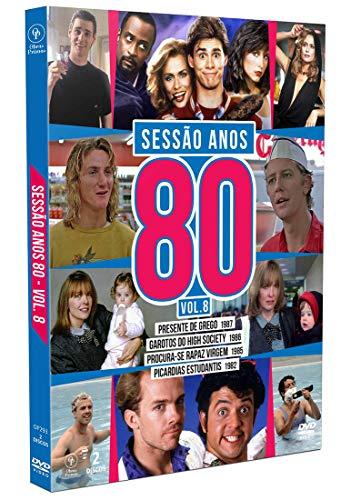 Sessão Anos Vol Digipak DVDs