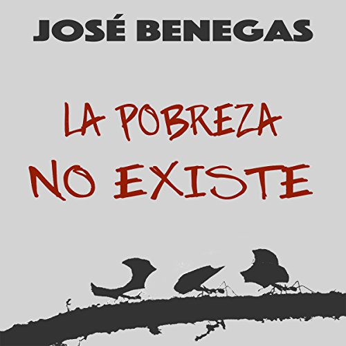 La Pobreza No Existe [Poverty Does Not Exist] audiobook cover art