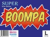 Dotty The Pony Super Boompa Adult Baby Diapers 10 Large - 3