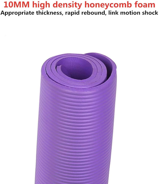 Yoga Mat, Home Yoga Mat  NonSlip Predective Sports Mat  MultiFunctional Tasteless Yoga Mat