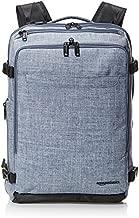 Amazon Basics Slim Carry On Laptop Travel Weekender Backpack - Denim