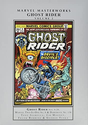Marvel Masterworks Ghost Rider 2