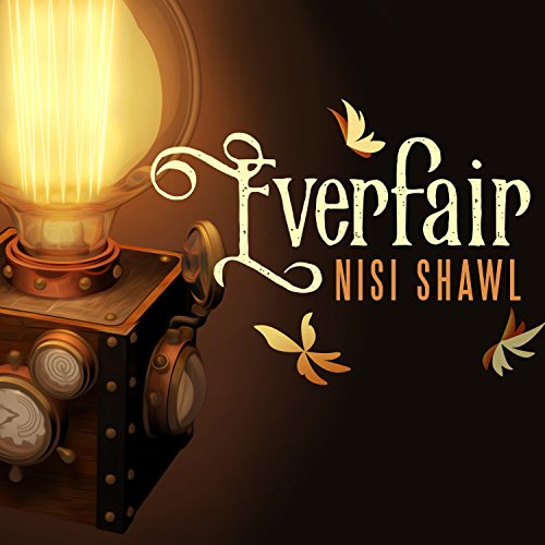 Everfair audiobook cover art