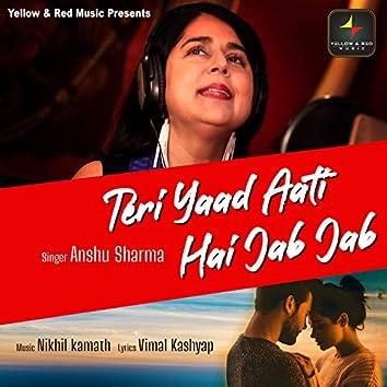 Teri Yaad Aati Hai Jab Jab - Single