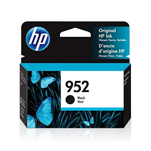 HP 952   Ink Cartridge   Black   F6U15AN