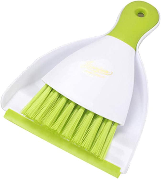 Online limited product POPETPOP Mini Broom and Dustpan Set Cleaner Detroit Mall - Cage De Pig Guinea