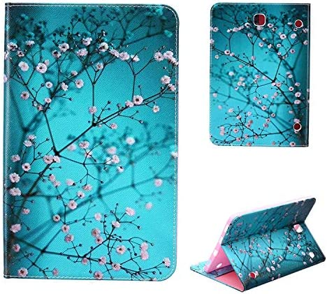 UUcover Galaxy Tab S2 8 0 inch Tablet T710 T715 Case Synthetic Leather Stand Folio Wallet TPU product image